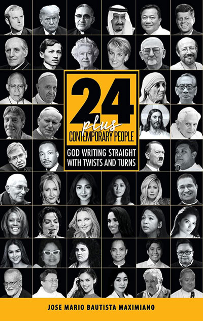 24 Plus Contemporary People